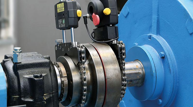 Alinhamento a laser de rotores